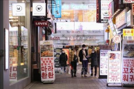 Kinh tế Hàn Quốc có triển vọng khả quan nhất trong OECD