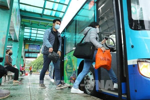 Danh sách tuyến buýt Hà Nội chạy trở lại và lưu ý khi đi xe buýt mùa dịch