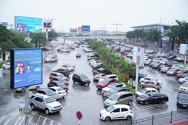 Sân bay Nội Bài sẵn sàng khai thác bay an toàn