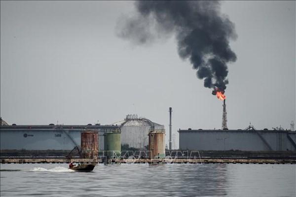 Giá dầu ở Venezuela xuống mức thấp nhất trong 20 năm