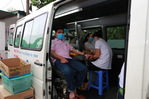 C.P. Việt Nam với các hoạt động thiện nguyện cùng đẩy lùi COVID-19