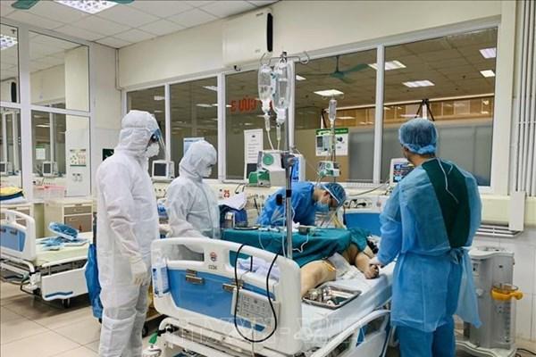 Năm bệnh nhân mắc COVID-19 được công bố khỏi bệnh