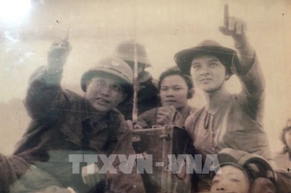 Chuyện cô gái Bình Dương ngồi trên xe tăng dẫn bộ đội tiến vào giải phóng Sài Gòn