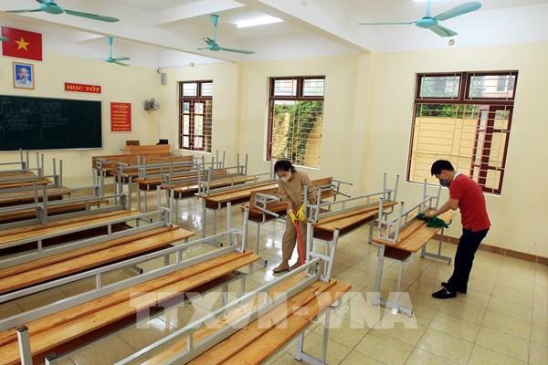 Trường học phải đảm bảo tiêu chí nào để học sinh có thể đến trường?