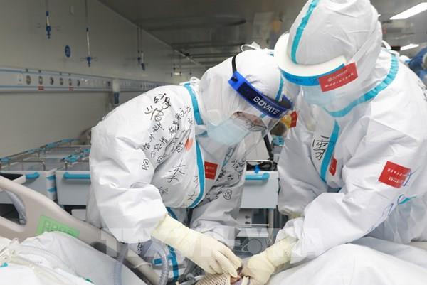 Toàn bộ bệnh nhân ở Vũ Hán (Trung Quốc) đã bình phục