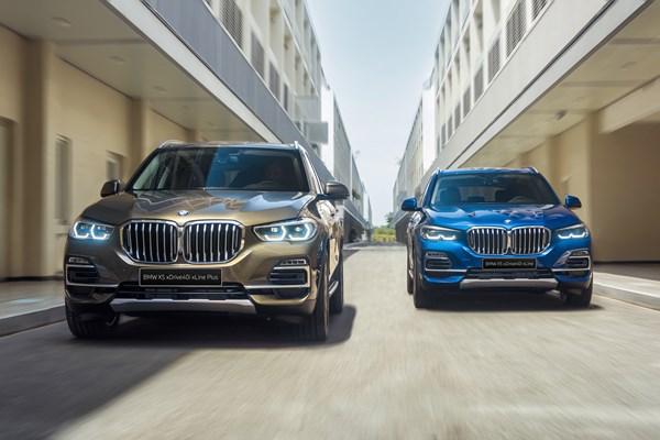 Chi tiết 2 phiên bản BMW X5 vừa về Việt Nam có giá từ 4,119 tỷ đồng
