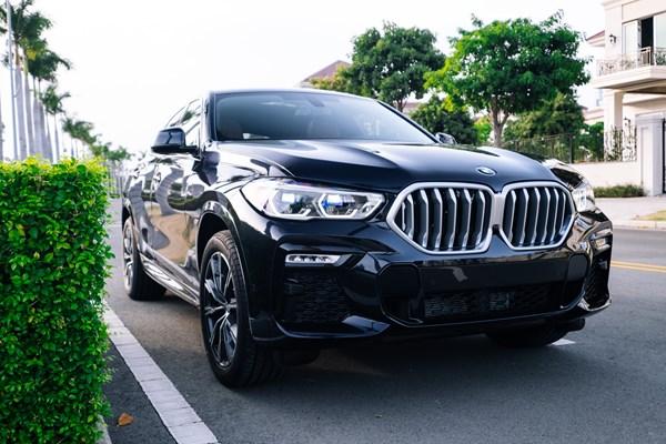 BMW X6 mới giá cao hơn 900 triệu đồng, nhưng có nhiều nâng cấp