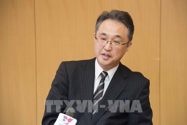 Phó Chủ tịch JETRO đánh giá cao chính sách thương mại quốc tế của Việt Nam