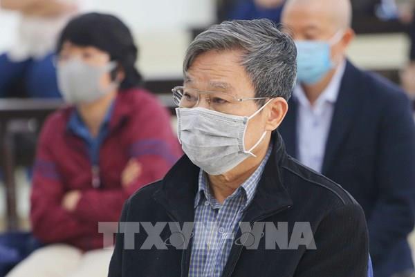 Bị cáo Nguyễn Bắc Son gửi lời xin lỗi Tổng Bí thư và các vị lãnh đạo Đảng, Nhà nước