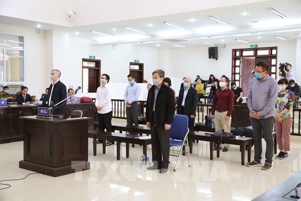 Vụ MobiFone mua AVG: Tuyên y án chung thân đối với bị cáo Nguyễn Bắc Son