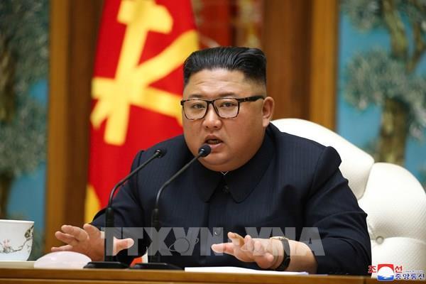 Thông tin về hoạt động mới của nhà lãnh đạo Kim Jong-un