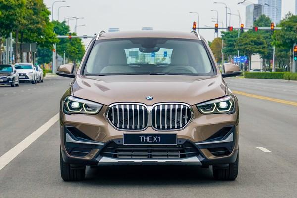 BMW X1 2020 về Việt Nam duy nhất 1 phiên bản, giá 1,859 tỷ đồng