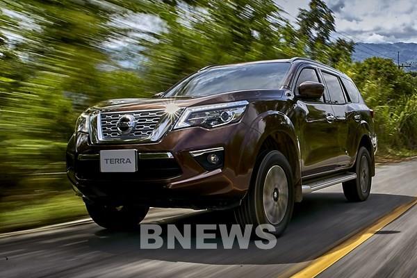 Nissan Việt Nam giảm hơn 120 triệu đồng cho SUV Terra
