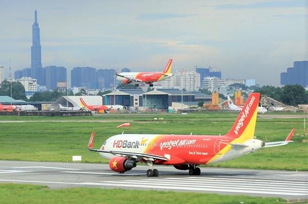 Vietjet Air tiếp tục thực hiện nhiều ưu đãi cho các đường bay tại Thái Lan
