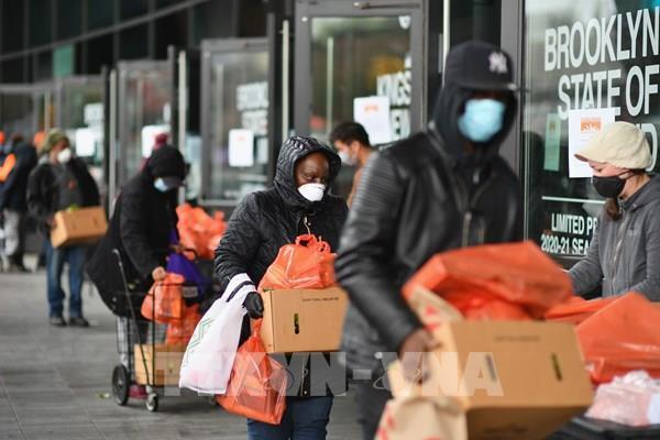 Hai triệu dân New York thiếu lương thực vì đại dịch COVID-19
