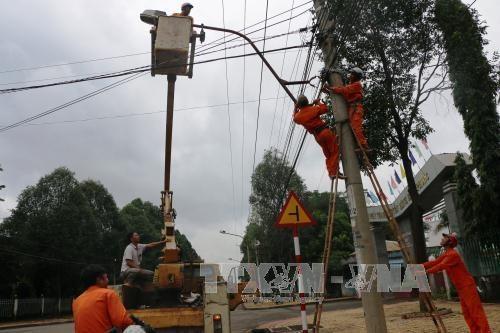 Tp. Hồ Chí Minh tái khởi động nhiều công trình điện trọng điểm