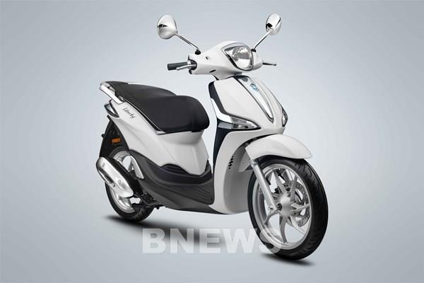 Piaggio Việt Nam bất ngờ ra mắt xe Liberty 50cc