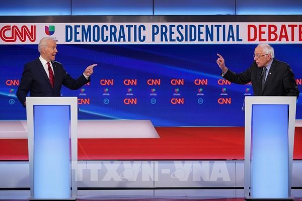 Bầu cử Mỹ 2020: Ứng cử viên Joe Biden chiến thắng trong cuộc bầu cử sơ bộ tại Ohio