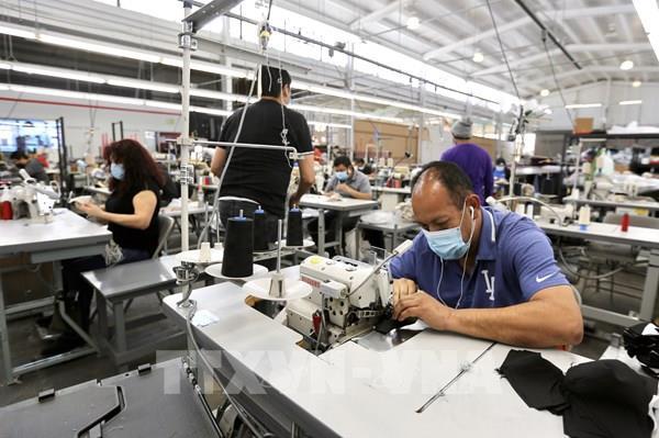 Hoạt động sản xuất của Mỹ giảm xuống mức thấp nhất trong 11 năm