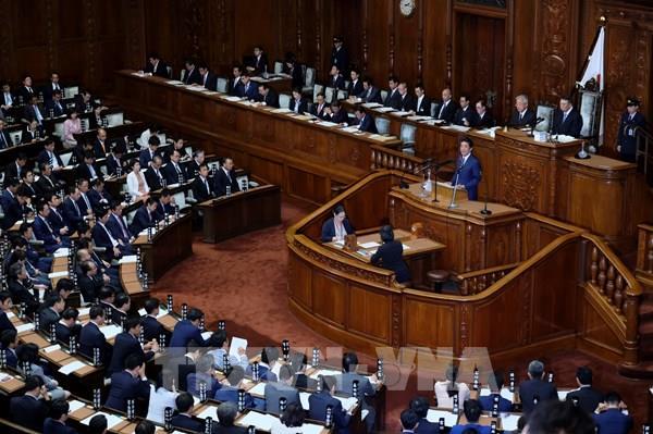 Hạ viện Nhật Bản thông qua ngân sách bổ sung 240 tỷ USD cho tài khóa 2020