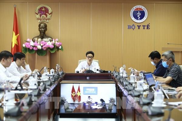 Bộ Y tế đôn đốc địa phương tham khảo mô hình phòng chống dịch của TP Hồ Chí Minh