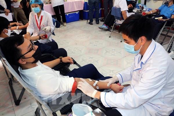 Bà Rịa-Vũng Tàu liên tục tổ chức hoạt động hiến máu nhân đạo