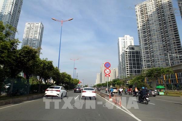 Tp Hồ Chí Minh hướng dẫn cụ thể vận tải hành khách từ 29/4