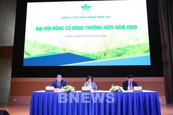 Nông dược HAI đặt mục tiêu doanh thu 1.250 tỷ đồng