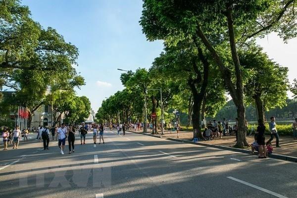 Thời tiết Hà Nội dịp nghỉ lễ 30/4 và 1/5: Ngày nắng, đêm không mưa