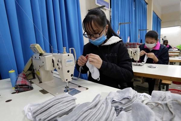 Việt Nam xuất khẩu gần 416 triệu khẩu trang