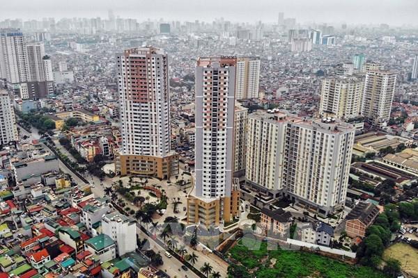 Số lượng dự án nhà ở được cấp phép tăng mạnh