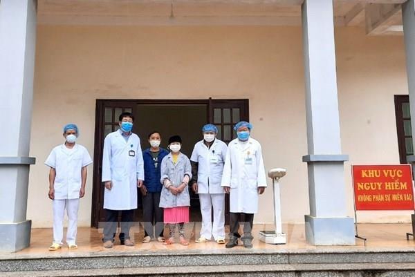 Bệnh nhân số 268 ở Đồng Văn (Hà Giang) được công bố khỏi bệnh