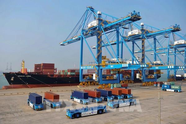 Trung Quốc cam kết thực hiện thỏa thuận thương mại Mỹ-Trung giai đoạn 1