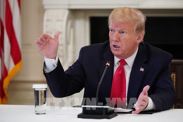 Tổng thống Trump dọa áp thuế buộc các công ty Mỹ trở về nước
