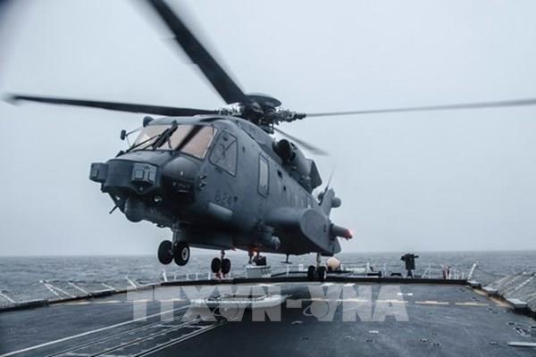 Thủ tướng Canada xác nhận vụ tai nạn trực thăng quân sự ở Địa Trung Hải