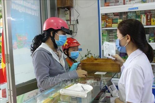 Các cơ sở kinh doanh dược triển khai biện pháp ứng phó phòng, chống dịch COVID-19