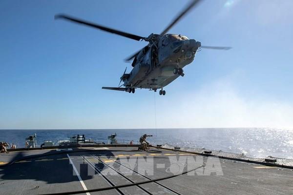 Canada thông tin thêm về vụ rơi trực thăng ở Địa Trung Hải
