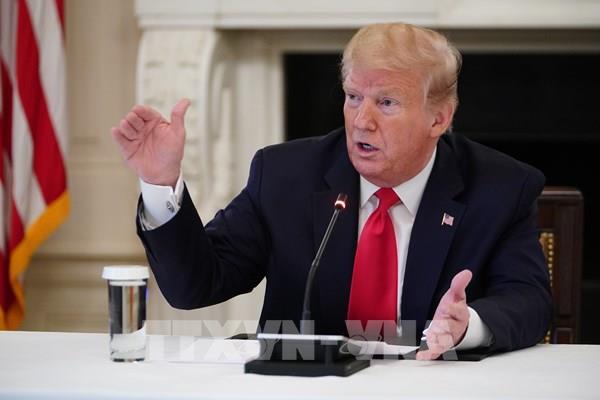 Tổng thống Mỹ khẳng định sẽ cắt giảm hỗ trợ cho WHO