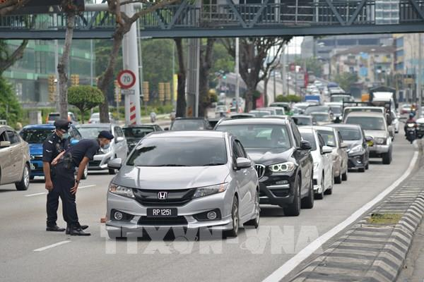 Malaysia xét nghiệm SARS-CoV-2 hàng hoạt với người nhập cư bất hợp pháp