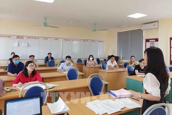 Các trường học Hà Nội chuẩn bị đón học sinh trở lại từ ngày 4/5