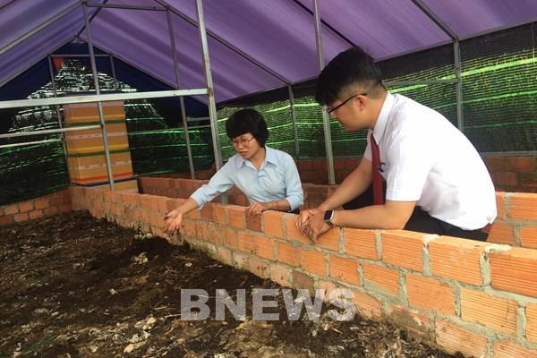 Người trẻ trong chiến dịch vì môi trường