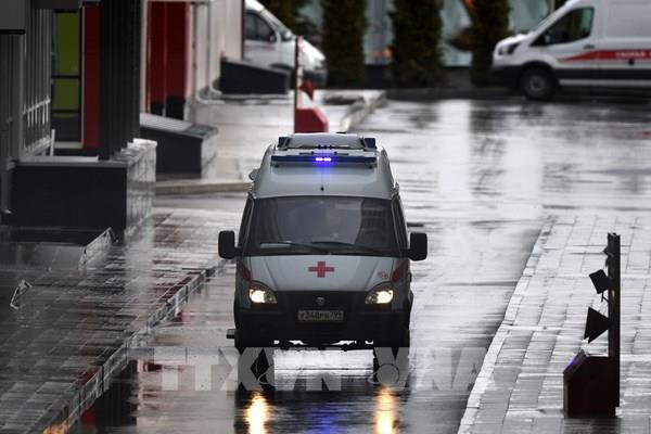LB Nga có thêm hơn 10.000 ca nhiễm COVID-19
