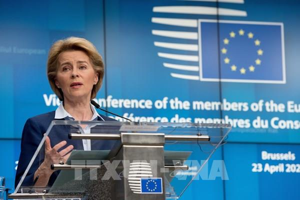 Lãnh đạo châu Âu ủng hộ kế hoạch gây quỹ tìm kiếm vaccine chống COVID-19