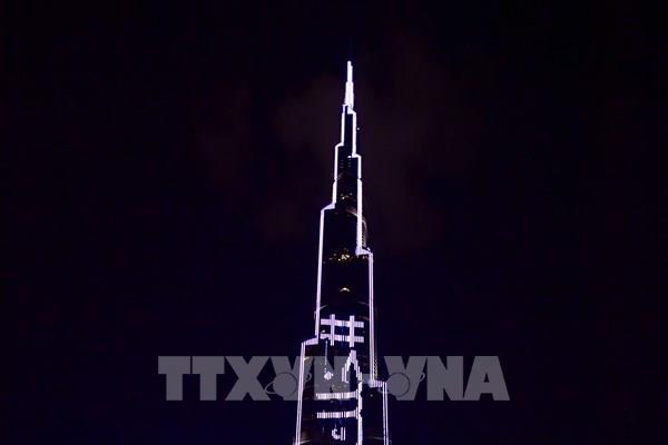 """Tòa nhà cao nhất thế giới trở thành """"hộp từ thiện"""" khổng lồ"""