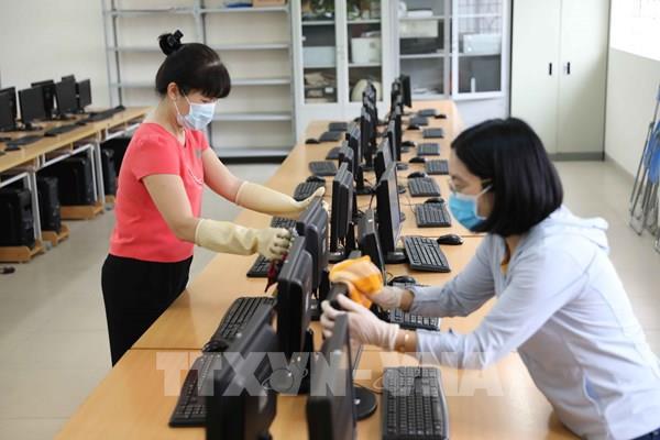 Hà Nội: Các trường học xây dựng kịch bản khi học sinh đi học trở lại