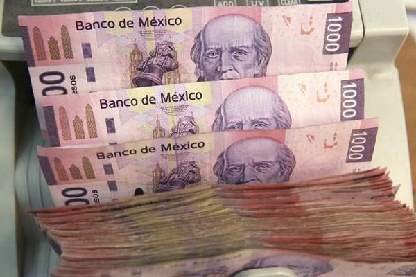 Nợ công của Mexico cao kỷ lục