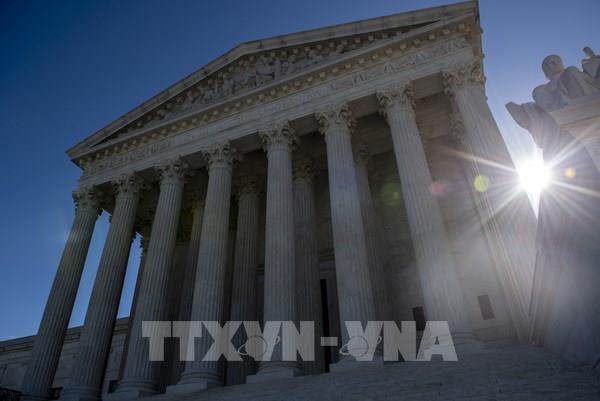 Lần đầu tiên trong lịch sử, Tòa án Tối cao Mỹ xét xử trực tuyến