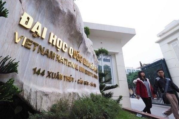 Đại học Quốc gia Hà Nội không tổ chức kỳ thi đánh giá năng lực để tuyển sinh