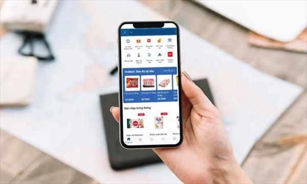 """VietinBank ra mắt """"VinMart: Siêu thị tại nhà"""" trên ứng dụng iPay Mobile"""