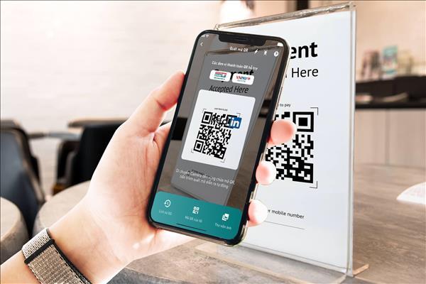 Kienlongbank thêm tính năng thanh toán QR Pay trên Mobile Banking